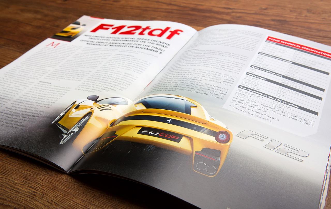 magazine auto